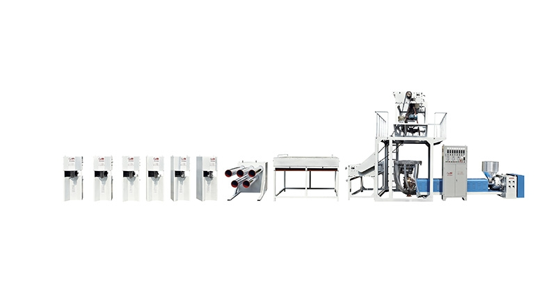 PP Rope Extrusion Line