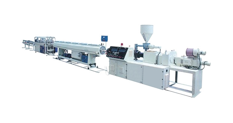 PVC Double pipe(trunking pipe) extrusion line